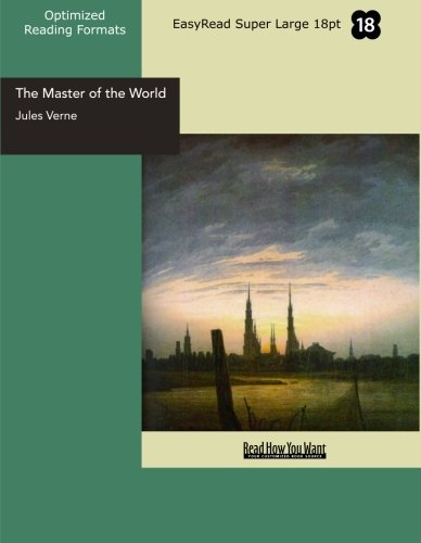 9781427033949: The Master of the World