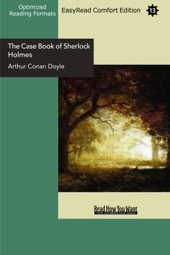 9781427035448: The Case Book of Sherlock Holmes