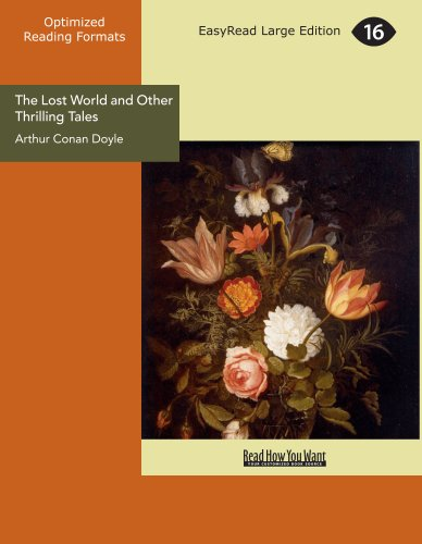 9781427036322: The Lost World and Other Thrilling Tales