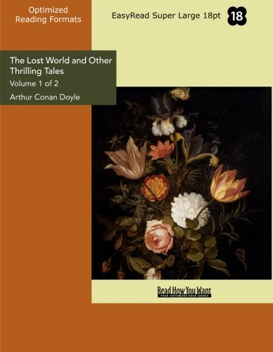 9781427036339: The Lost World and Other Thrilling Tales