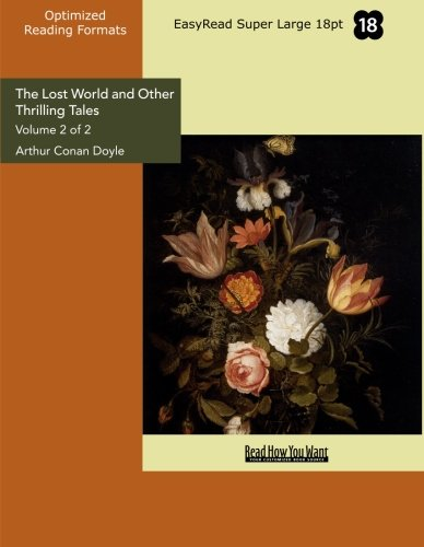 9781427036544: The Lost World and Other Thrilling Tales