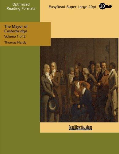 9781427038760: The Mayor of Casterbridge