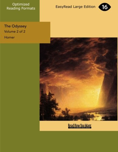 The Odyssey (1427045674) by Homer