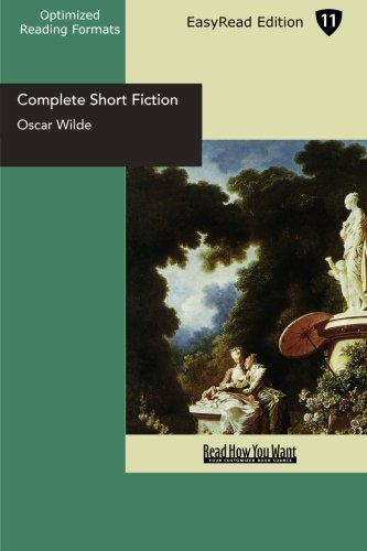 9781427045850: Complete Short Fiction  (EasyRead Edition)