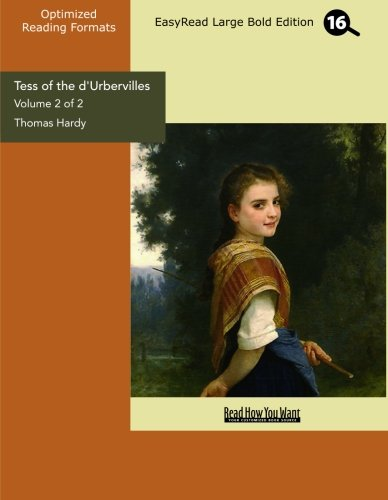 Tess of the d'Urbervilles (9781427046673) by Thomas Hardy