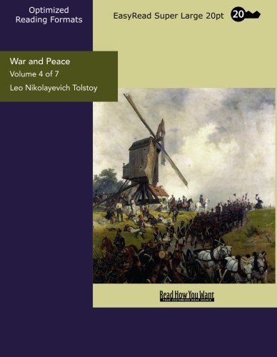 9781427049643: War and Peace