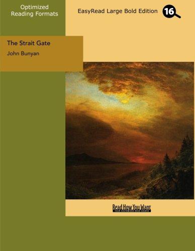 9781427049780: The Strait Gate