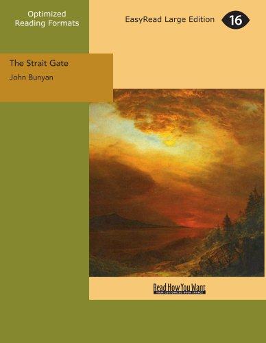 9781427049810: The Strait Gate