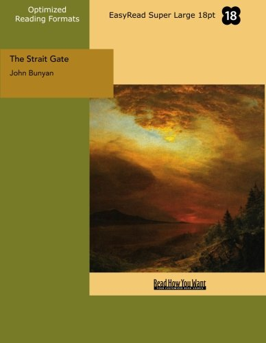 9781427049834: The Strait Gate