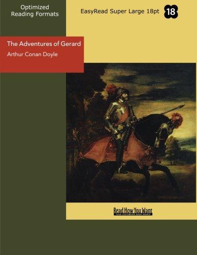 9781427058553: The Adventures of Gerard