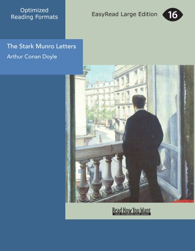 9781427058683: The Stark Munro Letters