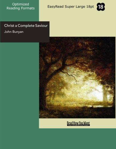 9781427059642: Christ a Complete Saviour