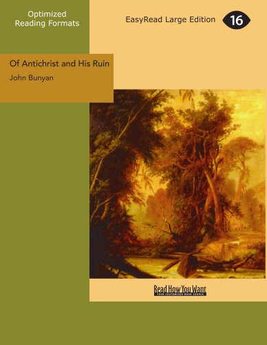 9781427059888: Of Antichrist and His Ruin