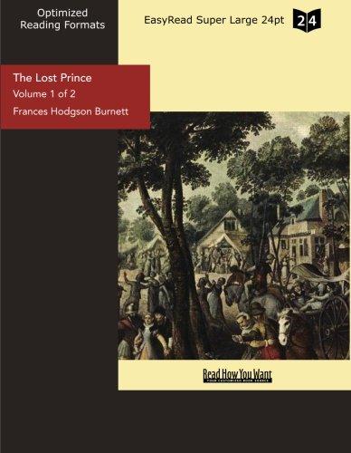 The Lost Prince (9781427062437) by Frances Hodgson Burnett