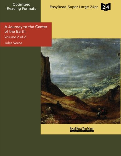 A Journey to the Center of the Earth (1427064245) by Jules Verne