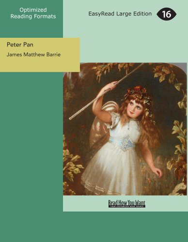 9781427065483: Peter Pan: Peter and Wendy