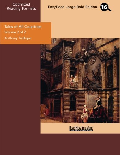 9781427066275: Tales of All Countries (Volume 2 of 2) (EasyRead Large Bold Edition)