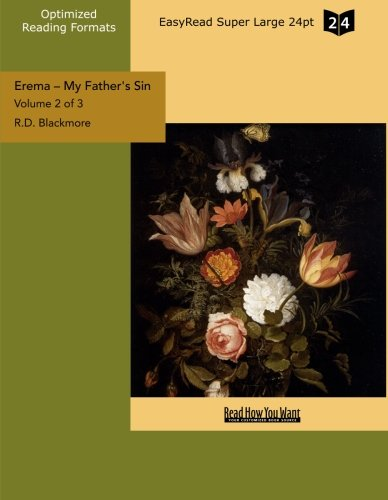 Erema – My Father's Sin (1427067163) by R.D. Blackmore