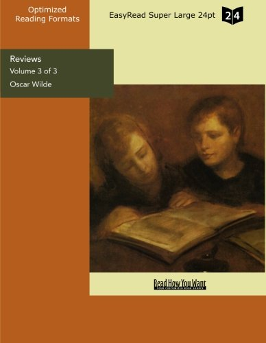 Reviews (1427069468) by Oscar Wilde