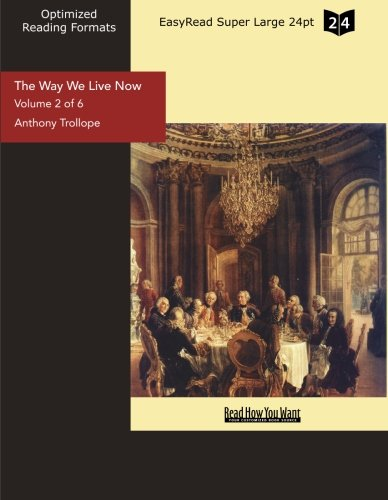 The Way We Live Now (1427070210) by Trollope, Anthony