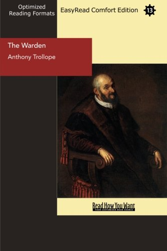 9781427072887: The Warden (EasyRead Comfort Edition)