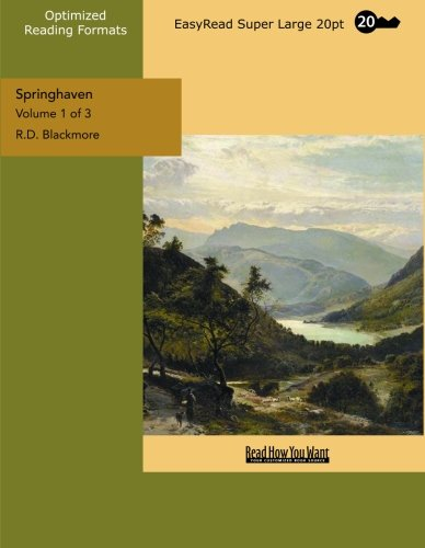Springhaven (1427076596) by R.D. Blackmore