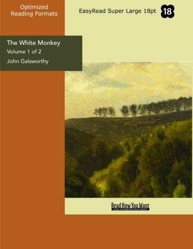 9781427082756: The White Monkey