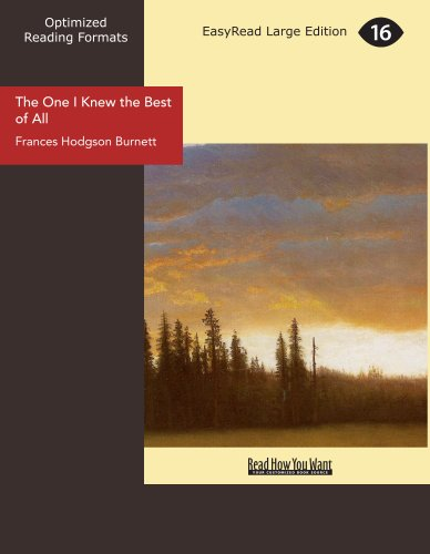 9781427082930: The One I Knew the Best of All: A Memory of the Mind of A Child