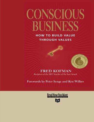 9781427085184: Conscious Business