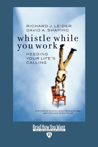 9781427085801: Whistle While You Work (Easy Read)