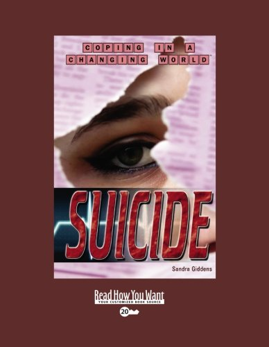 SUICIDE (1427086966) by Giddens, Sandra