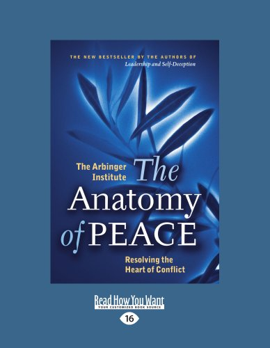 9781427087591: The Anatomy of PEACE