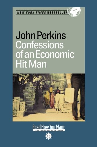 9781427087713: Confessions of an Economic Hit Man