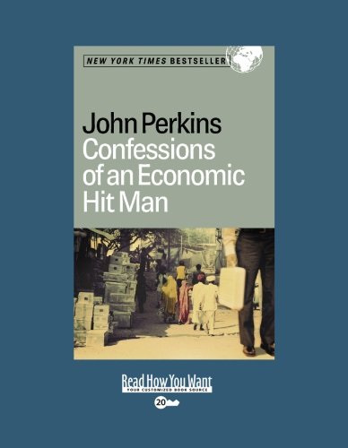 9781427087744: Confessions of an Economic Hit Man