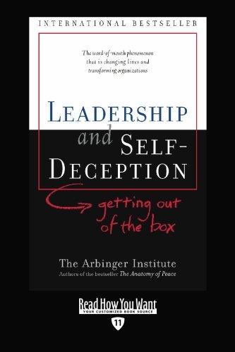 9781427087843: LEADERSHIP and SELF-DECEPTION