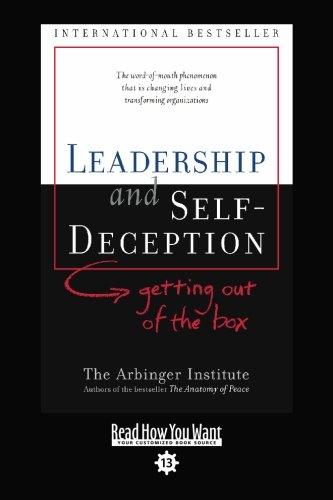 9781427087850: LEADERSHIP and SELF-DECEPTION