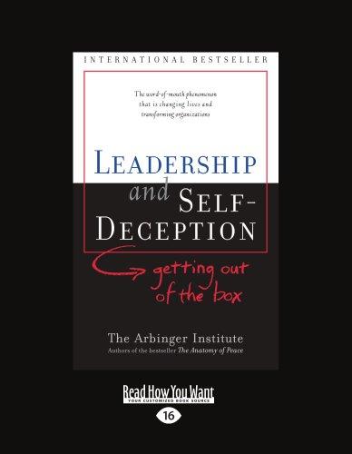 9781427087867: LEADERSHIP and SELF-DECEPTION (EasyRead Large Edition)