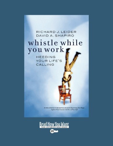 9781427088086: Whistle While You Work