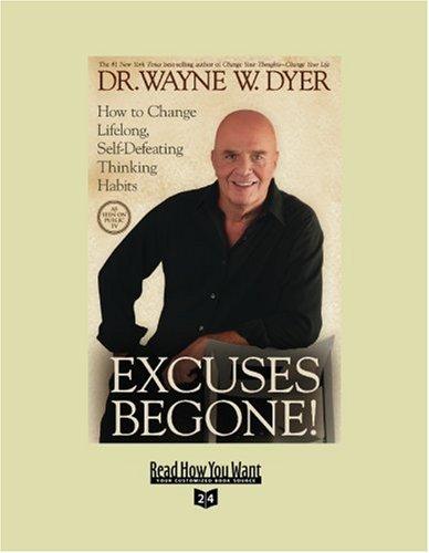 9781427088512: Excuses Begone!