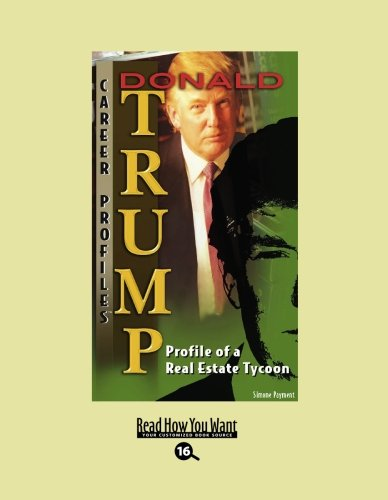 9781427091673: Donald Trump (EasyRead Large Bold Edition)