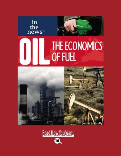 9781427092632: Oil (EasyRead Large Bold Edition)