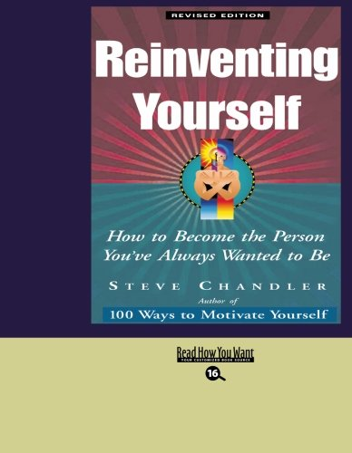 9781427093325: Reinventing Yourself (EasyRead Large Bold Edition)