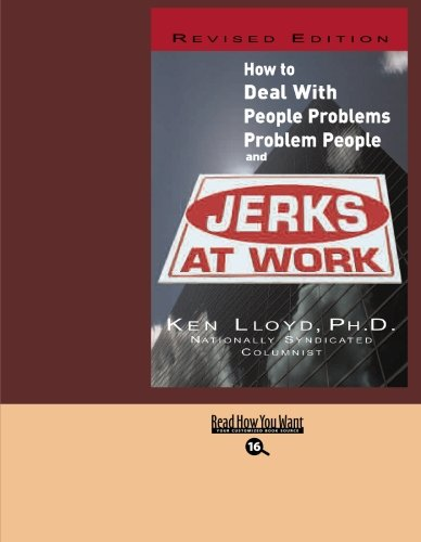 9781427093684: JERKS AT WORK (EasyRead Large Bold Edition)