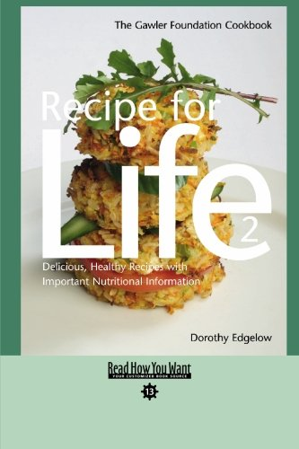 9781427094612: RECIPE FOR LIFE 2