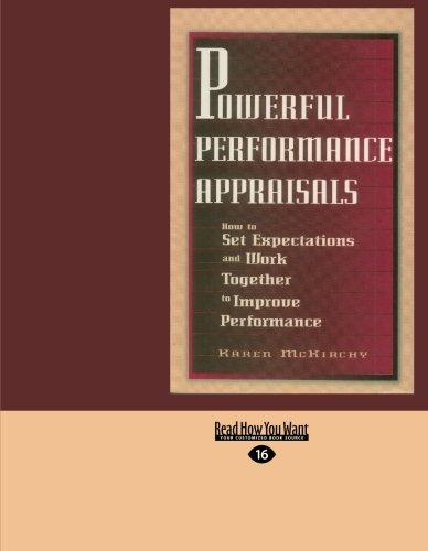 Powerful Performance Appraisals: Karen McKirchy