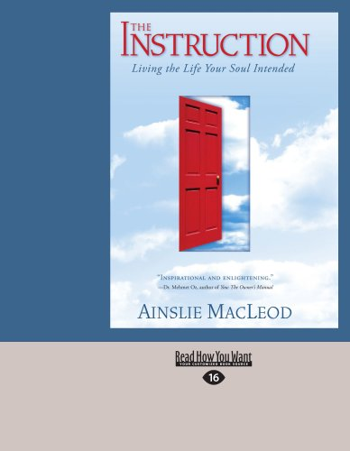 9781427098962: The Instruction