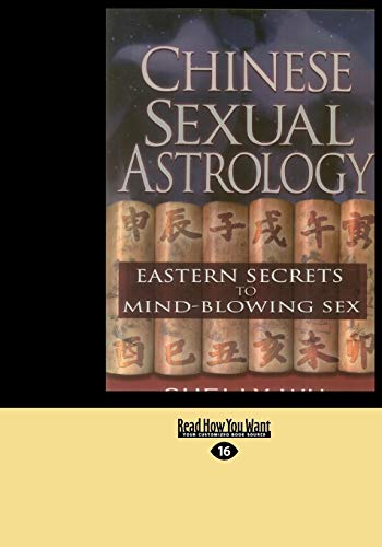 9781427098993: Chinese Sexual Astrology
