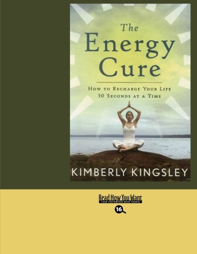 9781427099532: THE ENERGY CURE (EasyRead Large Bold Edition)
