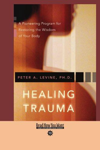 9781427099655: Healing Trauma