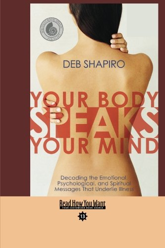 9781427099723: Your Body Speaks Your Mind